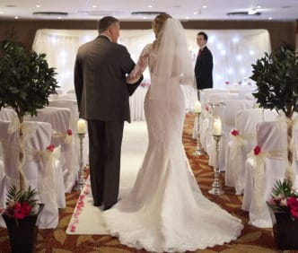 The Bull - All Wrapped Up wedding package